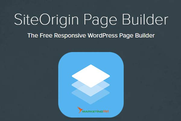 Page Builder by SiteOrigin - Plugin hỗ trợ thiết kế giao diện Website!